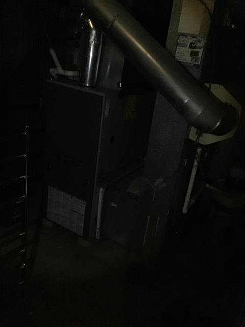 Columbus, OH - Performed tuneup and safety inspection on Trane furnace. All checks are good, the furnace is ready to heat this winter.