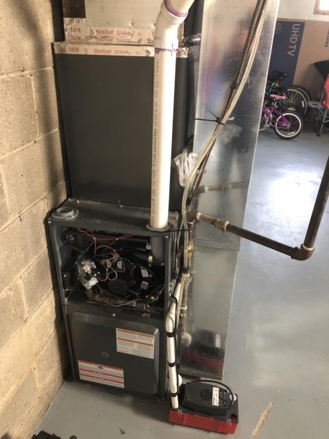 Columbus, OH - Technician diagnosed furnace with a dirty filter. Technician recommended that filter be replaced more often. All is working at this time.