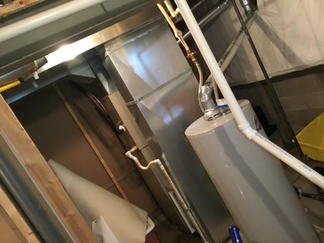Canal Winchester, OH - Installed Carrier 13 SEER 3.5 Ton Air Conditioner. All is working properly and efficiently.