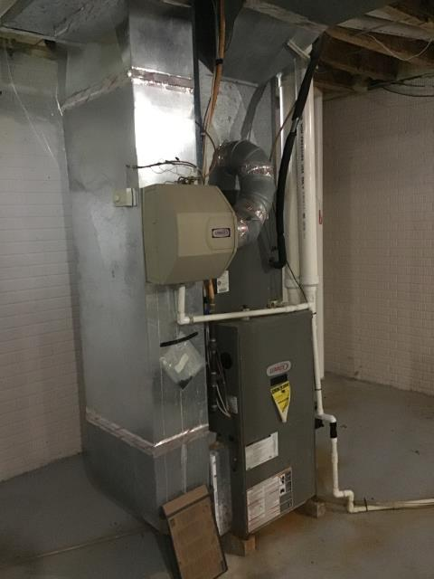 Canal Winchester, OH - Furnace tuneup and safety check on Lennox furnace. All is working as it should at this time.