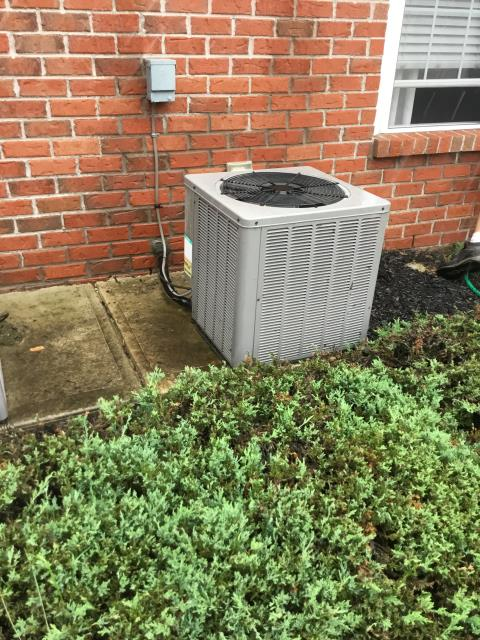 Reynoldsburg, OH - Wearing mask and gloves and keep activity in the home to a minimum, I Performed a Air Conditioner tune-up on a 2008 Rheem unit . System is now running a peak performance