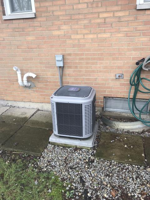 Columbus, OH - Wearing mask and gloves and keep activity in the home to a minimum, I Performed a Air Conditioner tune-up on a 2010 IPC unit . System is now running a peak performance