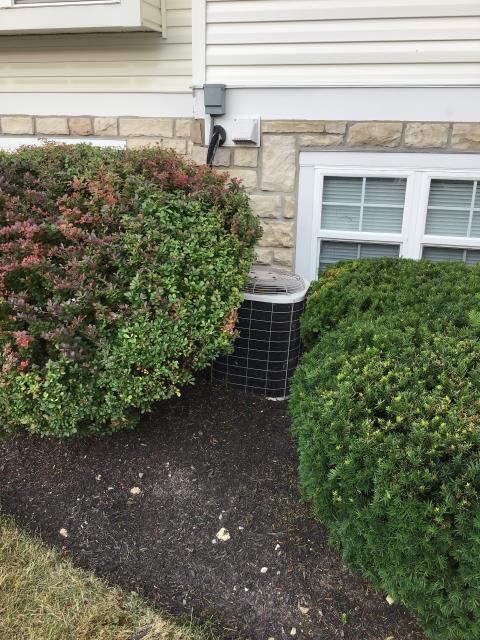 Blacklick, OH - We Replaced the Compressor-Motor Surge Capacitor on a 2004 Bryant