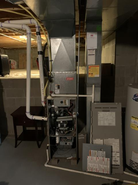 Hilliard, OH - I found furnace locked out on code 13 and 34. Found roll out switch tripped. Reset switch and performed combustion analysis. Within seconds had between 2500-3800 ppm of CO. Shut furnace down. Removed exhaust and retested to verify exhaust was not clogged. Same results occurred. Customer chose to replace furnace.