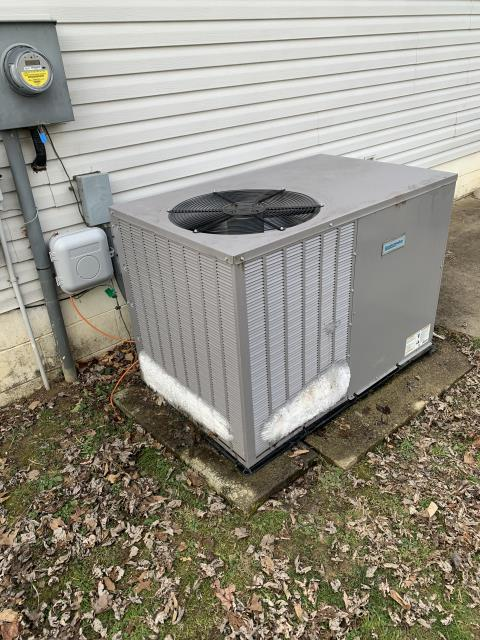 Lancaster, OH - I performed a Diagnostic test on an electric heat pump