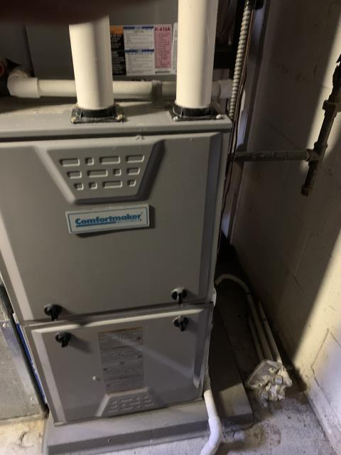 Columbus, OH - During a tune up on a ICP, I found that the inducer capacitor is going bad and reading out of specifications. I replaced the capacitor and cleaned the flame sensor. All readings are within manufacturers specifications at this time.