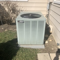 Pataskala, OH - Upon arrival, I found the 2013 Goodman gas furnace flashing code E2, indicating a pressure switch issue. I restarted the furnace and found inducer not spinning. I recommend that customer have inducer replaced in order for us to further diagnose the issue.