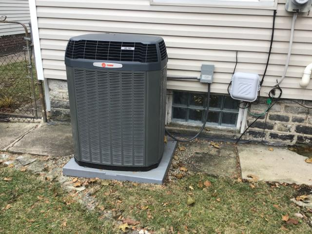 Grandview Heights, OH - I completed scheduled maintenance on Trane Air Conditioner. I performed tune-up checklist. I found no issues with system at this time. Unit is running as intended at this time.