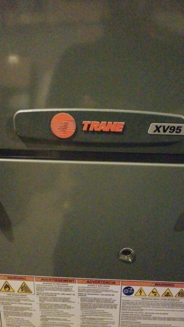 Reynoldsburg, OH - Trane xv95 gas furnace tune up