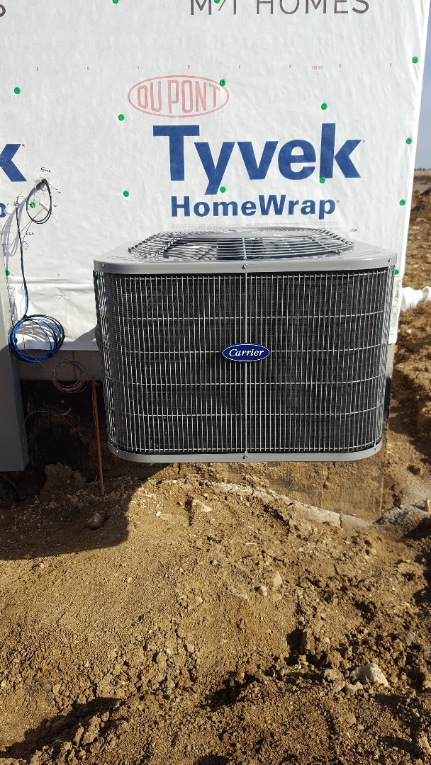 Plainfield, IL - New carrier air conditioning installation