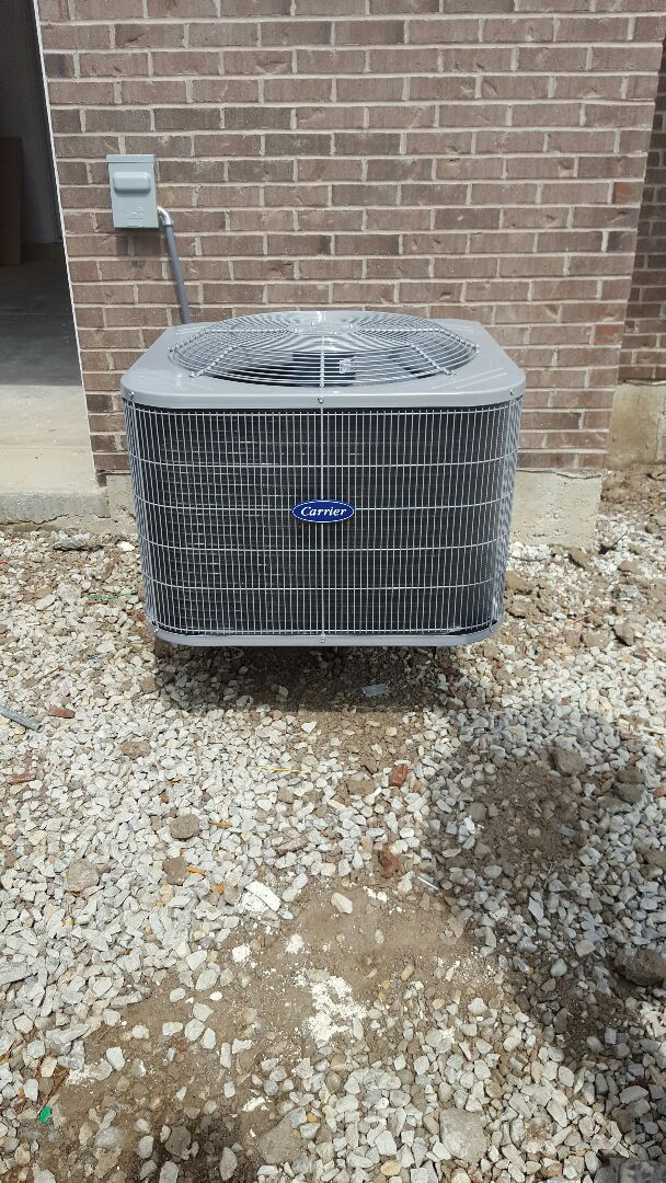 Naperville, IL - New air conditioning installation