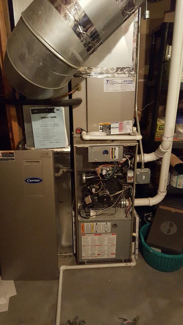 Lincolnshire, IL - Furnace repair