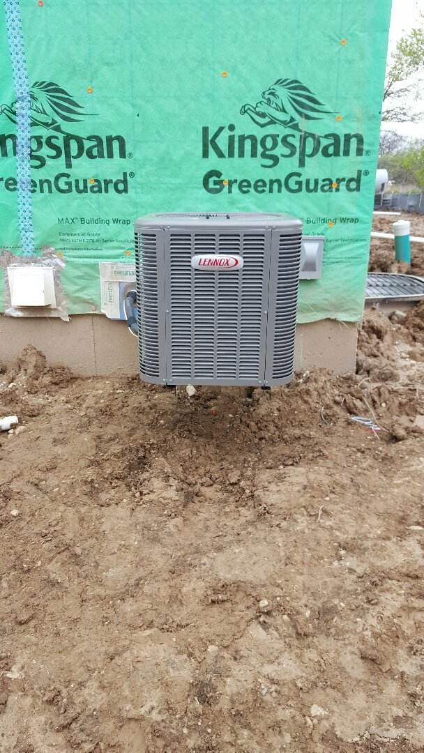 Woodstock, IL - New lennox air conditioning installation