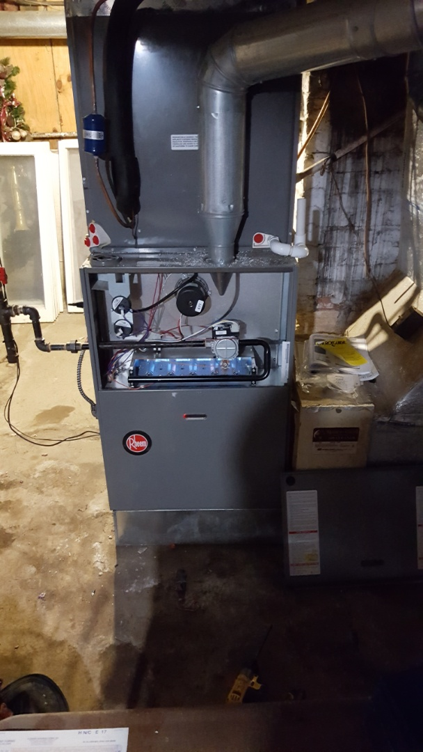 La Grange, IL - Furnace repair