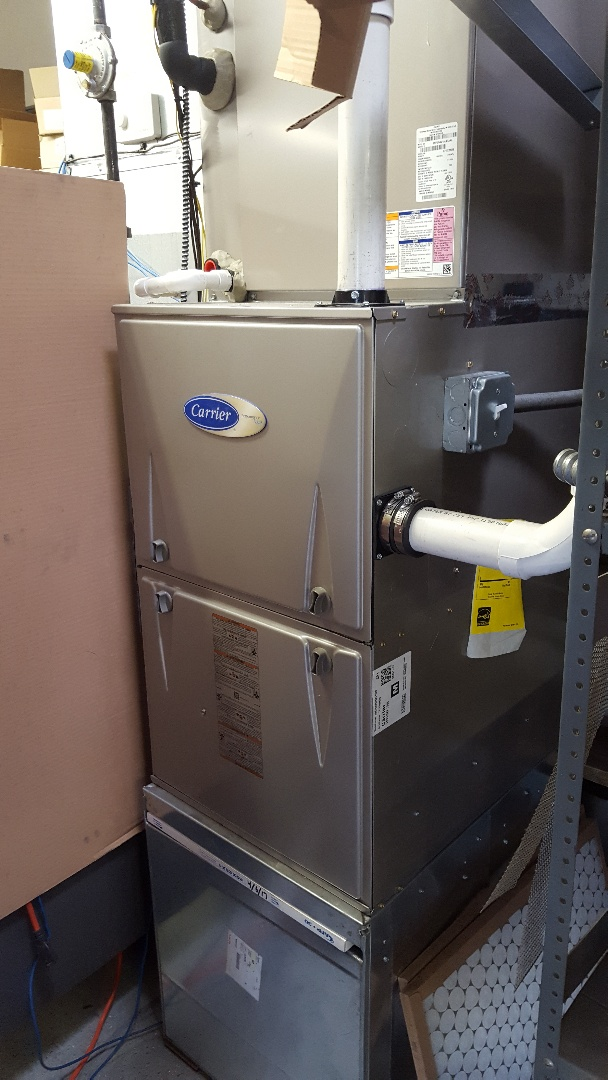 Bloomingdale, IL - Carrier furnace repair