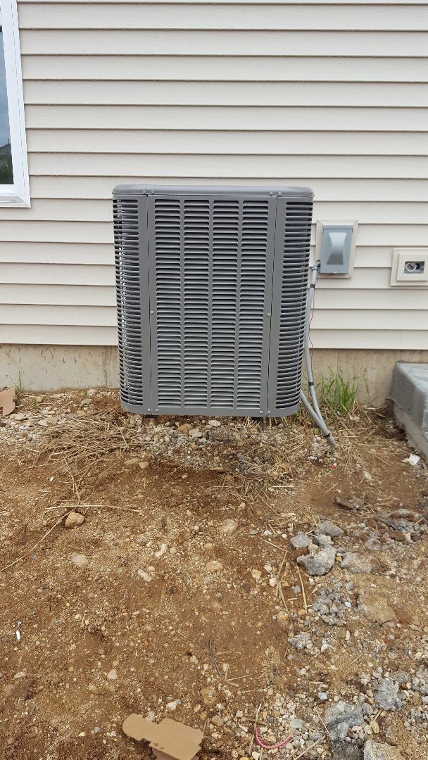 Fox Lake, IL - New lennox air conditioning installation