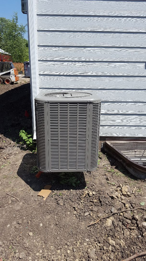 Lincolnshire, IL - New lennox air conditioning installation