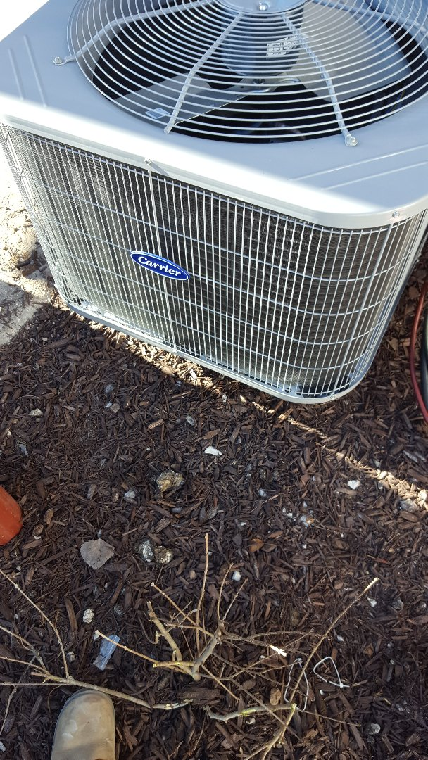 Naperville, IL - New carrier a/c