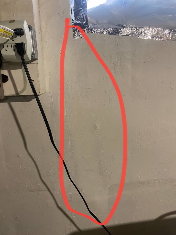 St. Louis, MO - A typical DYI repair for a foundation crack might be to patch and simply paint drylock onto the crack. This seldom is a lasting repair. Epoxy repair of the crack is a more permanent solution.