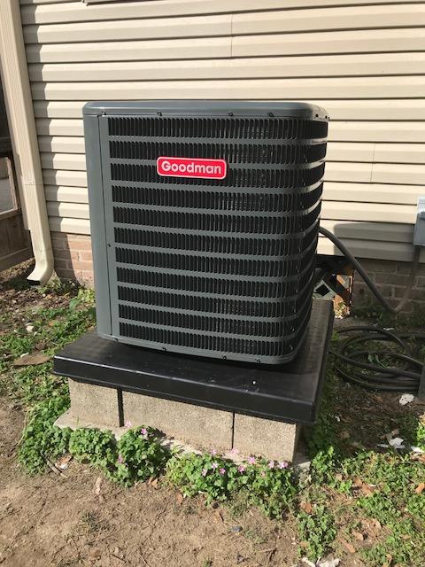 Jefferson, LA - Air condition and heating installation in Jefferson, La