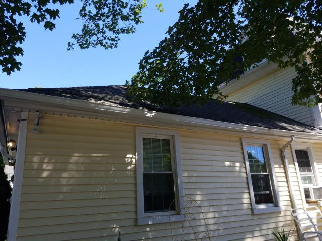 Killingly, CT - Roof inspection in Killingly Ct. New GAF Timberline HD shingle with system plus warranty