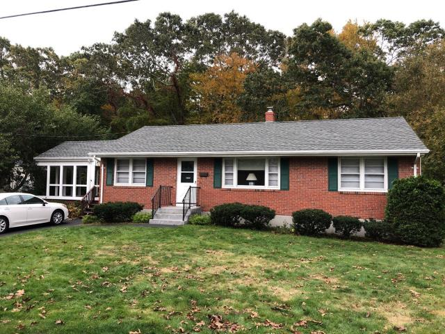 Westerly, RI - New roof completed in Westerly RI. Removed old shingles and damaged plywood. Installed a new GAF timberline HD roof shingle with all GAF accessories. Golden Pledge warranty
