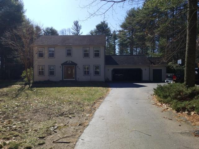 Griswold, CT - Measuring a property in Griswold Ct for a full roof replacement, New Vinyl windows and new vinyl siding installation. GAF Golden pledge warranty and GAF Ultra roof shingles.