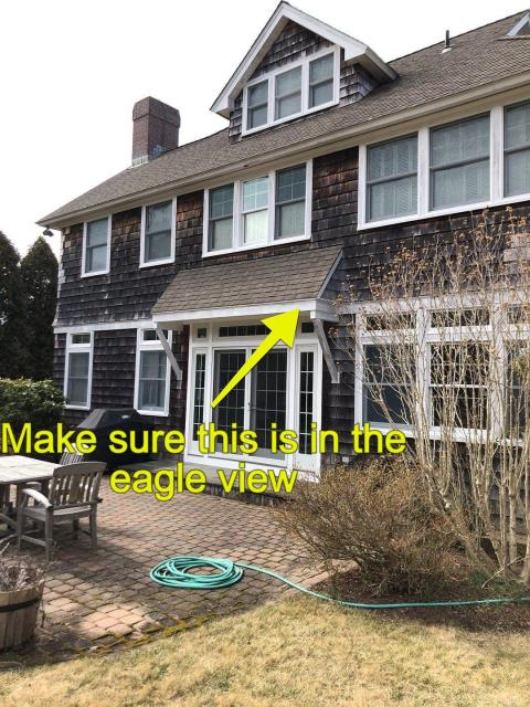 Westerly, RI - This roof in Westerly Rhode Island will be replaced this week. All existing  roof shingles will be removed and a new GAF Timberline HDZ shingle will be installed. The GAF HDZ shingle comes with a no limit wind protection!