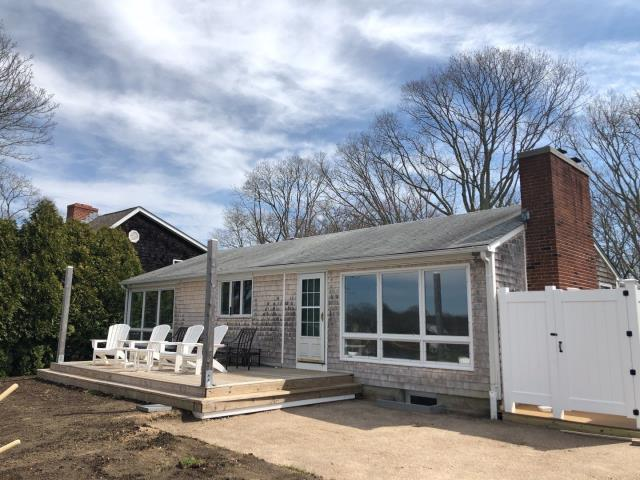 Narragansett, RI - This roof is one of our upcoming roofing projects  in Narragansett RI!A full roof replacement will be done and also new AZEK exterior trim will be installed to repair the old rotten wood trim. New seamless gutters and downspouts