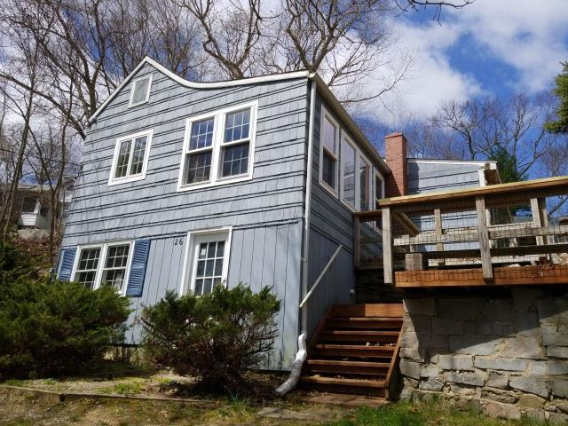 East Lyme, CT - This property will be getting a full roof replacement this week. All new GAF timberline shingles will be installed after we remove the old shingles.