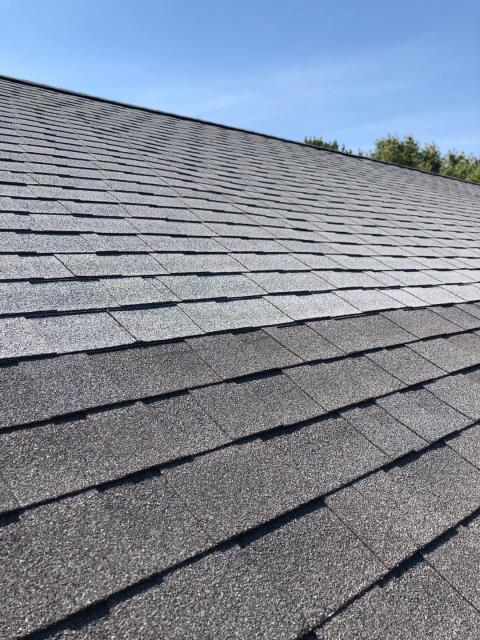 Plainfield, CT - This roof In Plainfield CT was repaired after having ice damming. Time now for a full roof replacement. All existing shingles will be removed and All GAF accessories will be installed to prevent further issues. GAF will cover workmanship for 25 years on this roof!