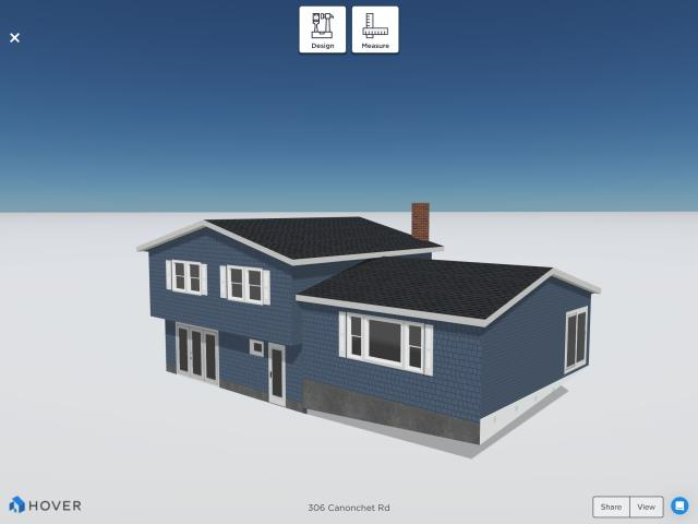 Westerly, RI - Working with our software to show siding choices to our customers to help them to pick colors and siding options.