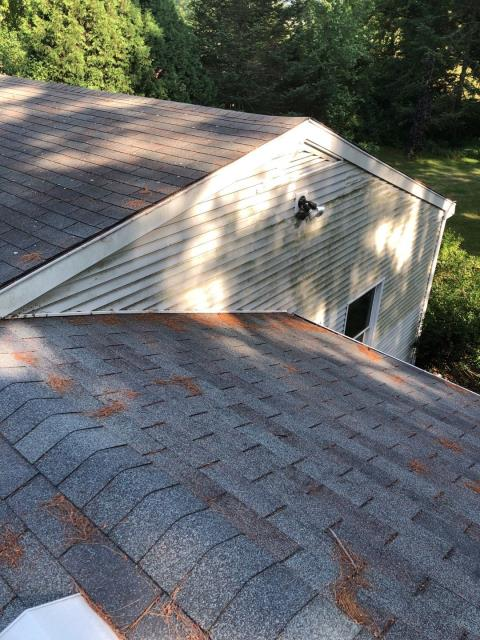 Richmond, RI - Time for a new roof! This property in Richmond RI will be getting a full roof replacement! No   money down! Zero Percent Financing if wanted! New GAF Timberline HDZ shingles will be installed. Golden Pledge Warranty.