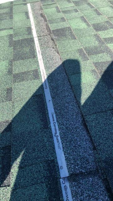 Narragansett, RI - High winds damaged this roof in Narragansett RI. Roof will need to be repaired or replaced. We recommend using GAF Timberline HDZ roof shingles with a unlimited wind warranty!