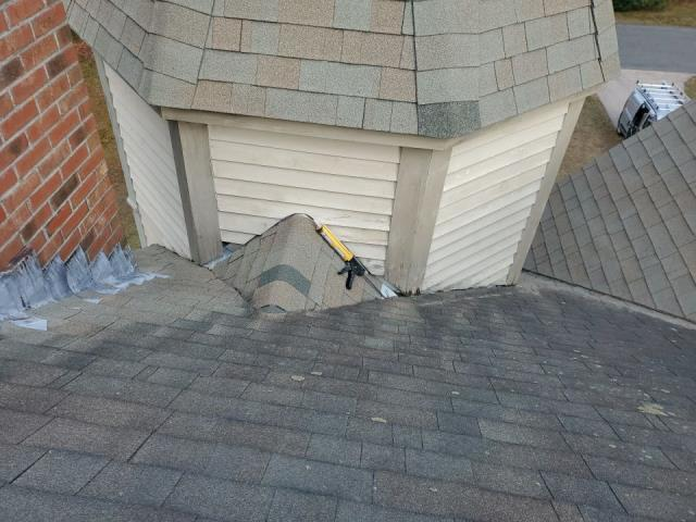 Narragansett, RI - Roof repair in Narragansett Ri