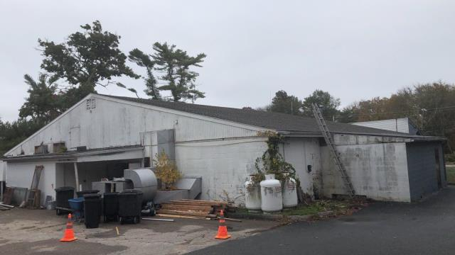 Charlestown, RI - This 10 year old commercial roof in Charlestown Ri needs to be be replaced due to improper installation. A full roof replacement using GAF  timberline HDZ roof shingles will solve the current roofing problems this customer is having. And they will have a 50 year warranty on there new roof that is transferable is sold within the first 20 years!