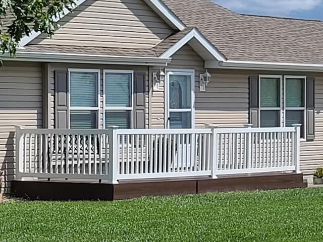 Belleville, KS - Client contacted us interested in updating the exterior of his home. We will provide him an estimate at no charge.