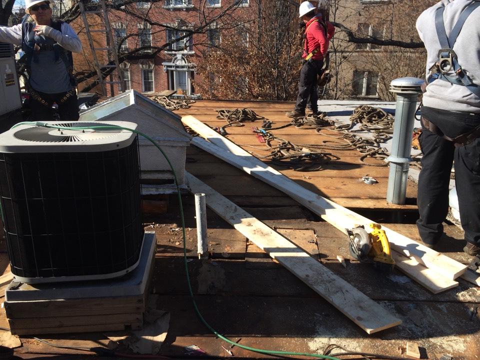 Washington, DC - Donohoo roof