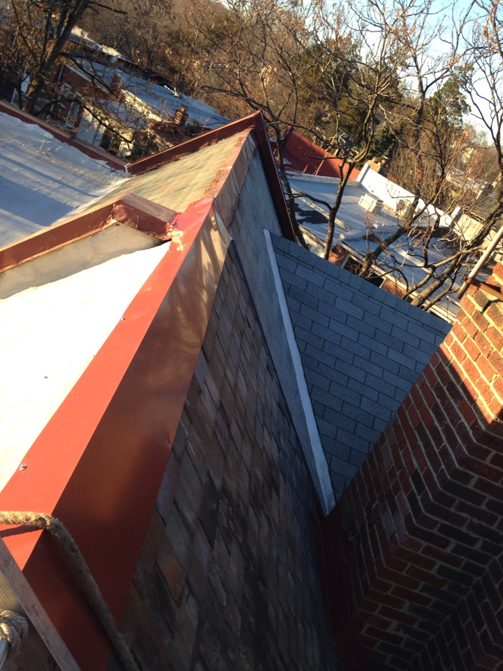 Washington, DC -  Just completed anorthed quatity roof  Replacement