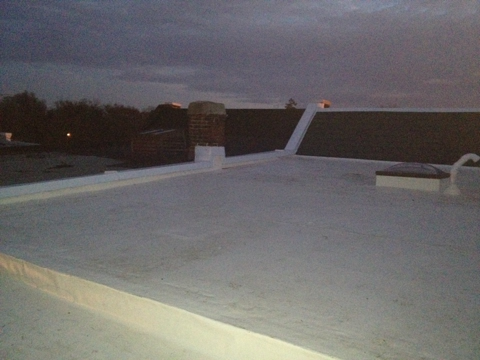 Washington, DC - I just completed another quality roof in NW washington DC