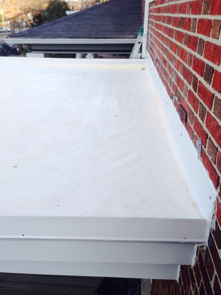 Washington, DC - New quality roof in NW. Washington DC.