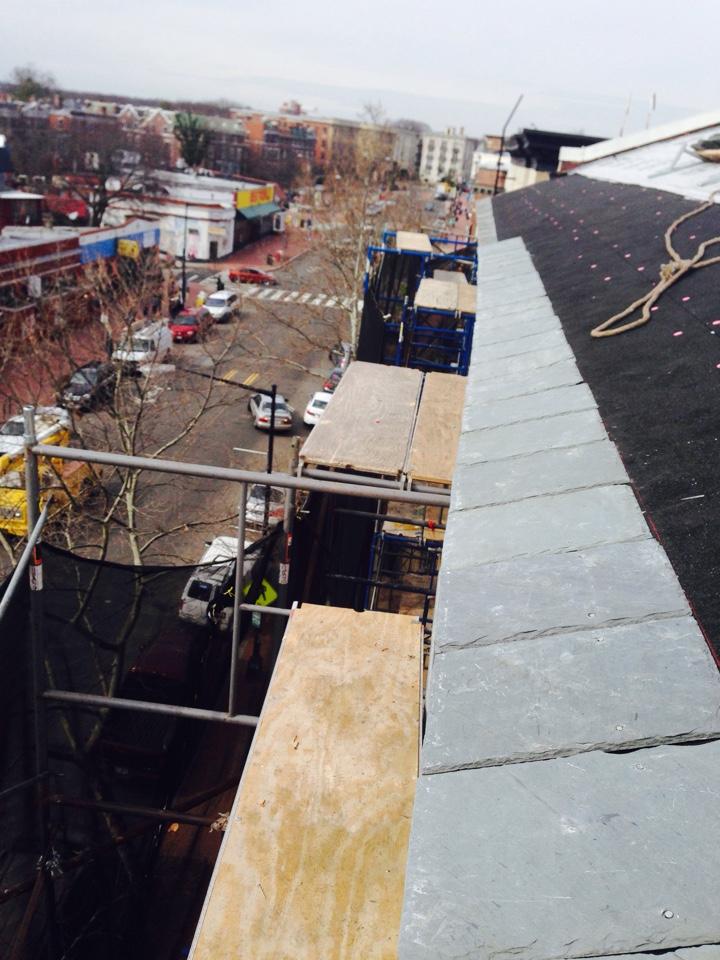 Washington, DC - Installing Slate roof in  in DC