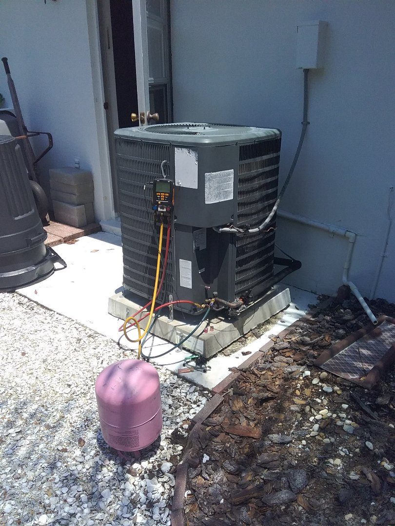 Safety Harbor, FL - Install new evaporator coil.
