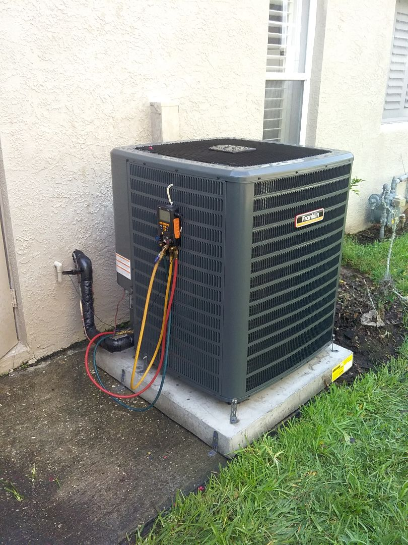 Tampa, FL - Installing a new 16 seer furnace with 2 stages of cool.