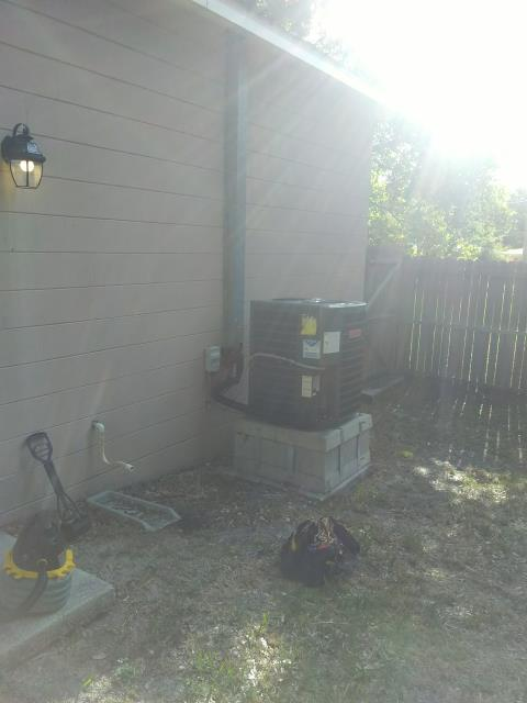 Clearwater, FL - 6/3/19- Our Valued Service Team Member, Nathan Logan performed a Preventative Maintenance Inspection for one of our valued VIP customers.   VIP customers are in the know.  They know that saving money is one of the main reasons a person should maintain their A/C system.   Preventative maintenance is also important to prevent the need for major repairs or entire A/C system replacements.