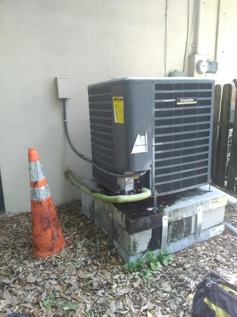 Oldsmar, FL - 6/3/19- Our valued Team Member, Nathan Logan performed a Preventative maintenance cleaning for one of our valued customers.