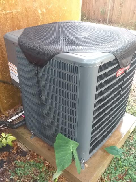 Tampa, FL - 12/17/19 Our team member, Ben Decker performed a Preventative Maintenance Inspection for one of our valued Customers.   With VIP, the A/C system receives semi-annual preventative maintenance and our customer has the peace of mind knowing that they are never going to pay higher prices for their maintenance.  Once a customer signs up for VIP they are locked in at their introductory rate, and their membership fee will not change.
