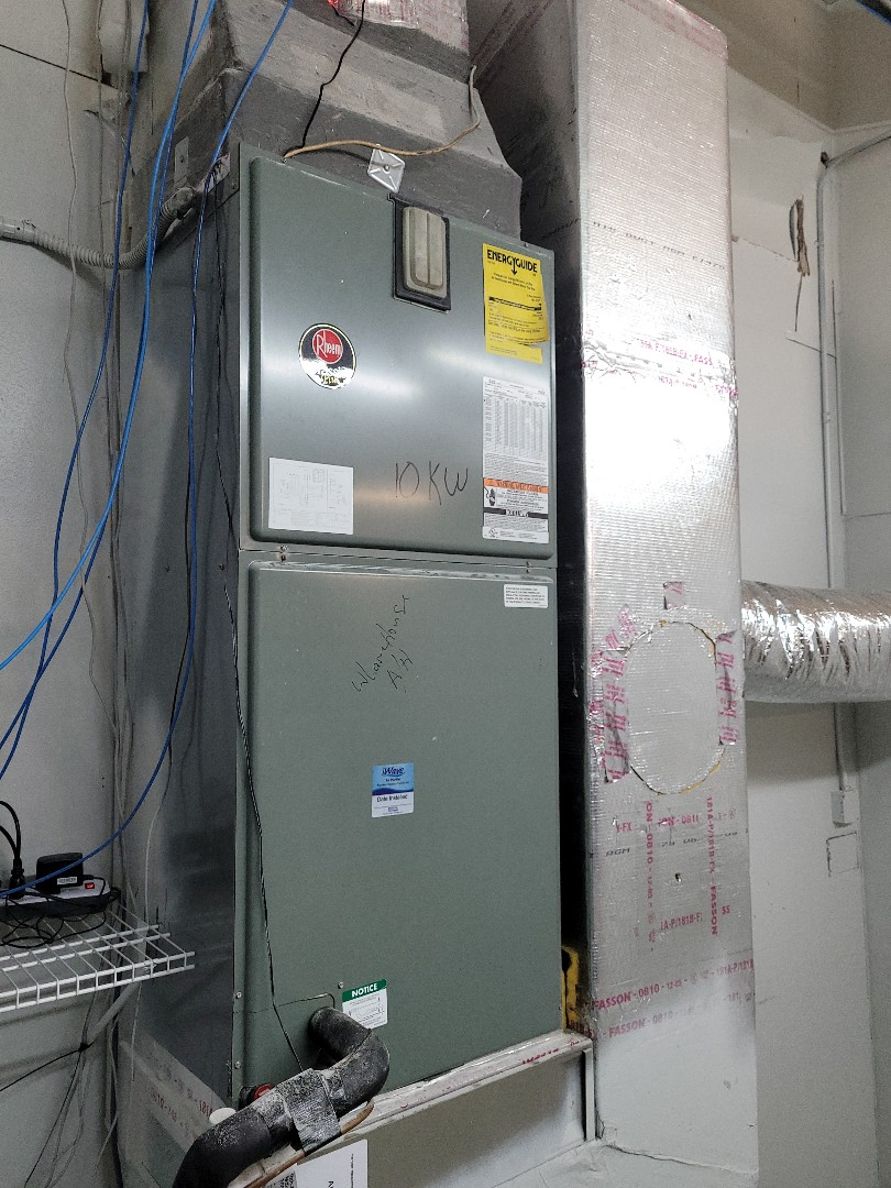Clearwater, FL - Repairing heat on older system for warehouse to get another year of operation
