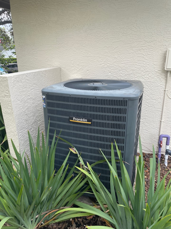 Palm Harbor, FL - Leaking condenser coil