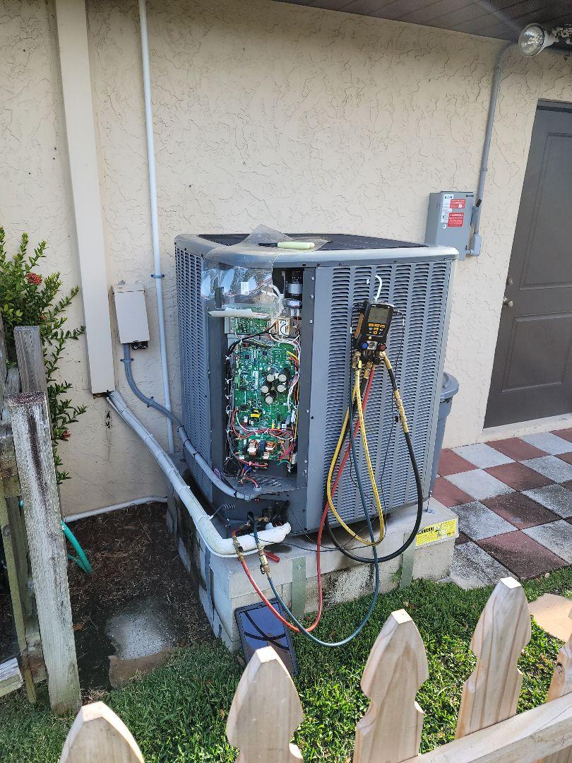 Seminole, FL - Hvac Performance tune up/ uv bulb replacment